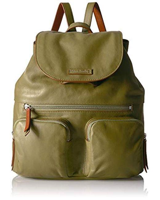 Vera Bradley - Green Gallatin Cargo Backpack - Lyst