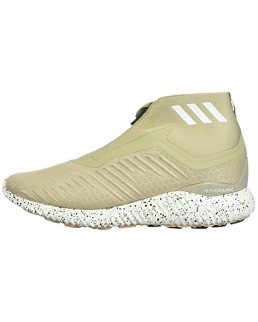 sale retailer 1c49f fc22f ... Adidas - Multicolor Alphabounce Zip M Running Shoe for Men - Lyst ...
