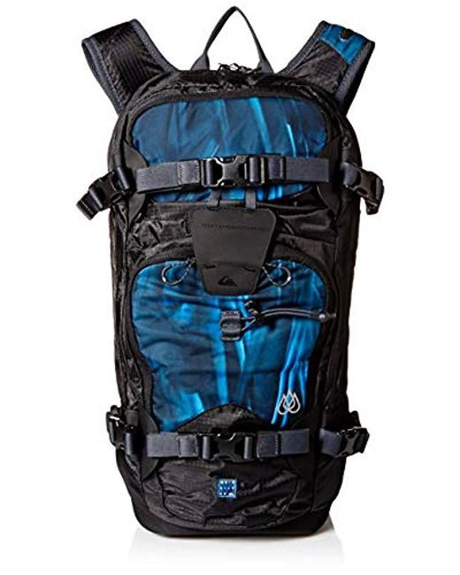 2415e60d0b4d Lyst - Quiksilver Tr Platinum Backpack in Blue for Men - Save 69%