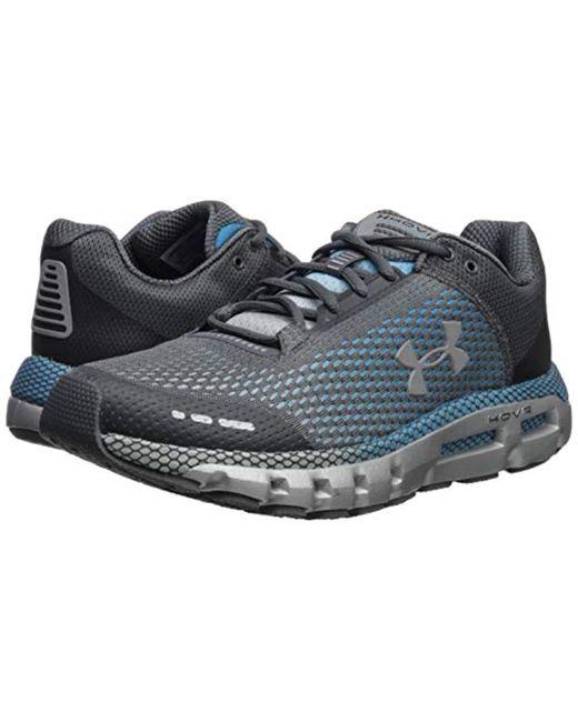 fb36df7f937 ... Under Armour - Blue Hovr Infinite Running Shoe for Men - Lyst ...