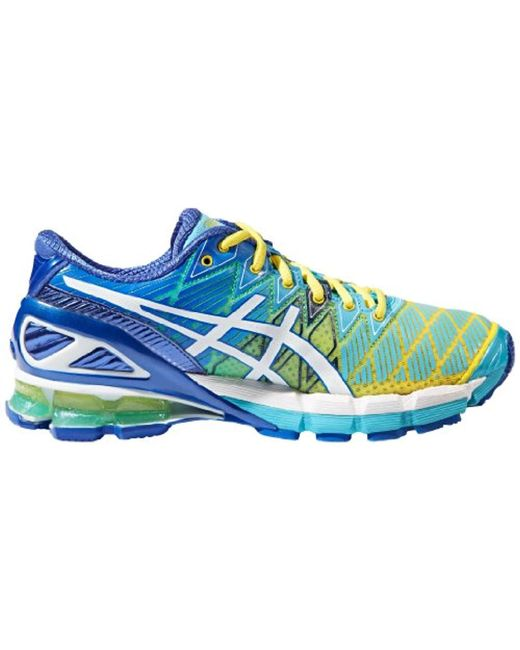Lyst - Asics Gel-kinsei 5 Running Shoe in Blue - Save 25.5% 6243ed5611a3
