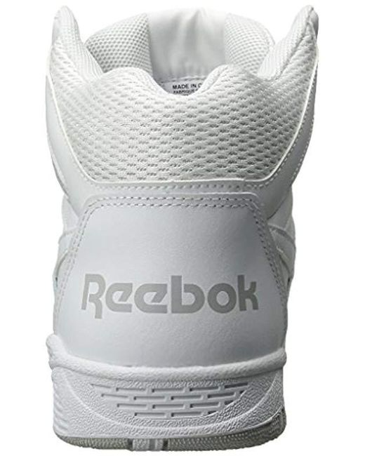 b22f595730b ... Reebok - Multicolor Royal Bb4500 Hi Fashion Sneaker for Men - Lyst ...