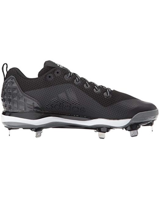 half off d740b c2de8 ... Adidas - Black Freak X Carbon Mid Softball Shoe for Men - Lyst ...