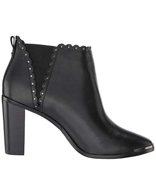 1f5476baa50 Lyst - Ted Baker Nurelyl Ankle Boot in Black - Save 34%