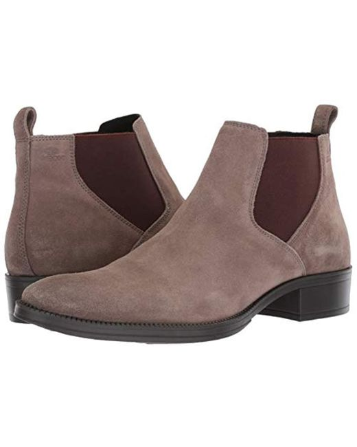 picked up largest selection of 2019 authentic Women's Brown Laceyin 1 Suede Chelsea Boot Ankle