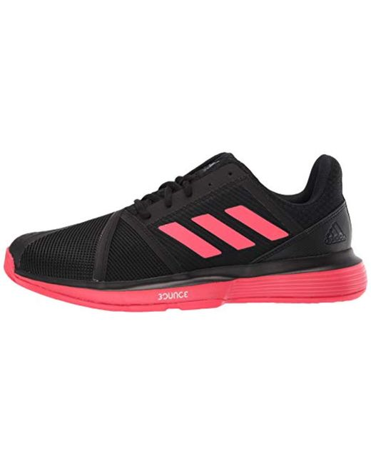 e8486d951197f ... Adidas - Red Courtjam Bounce for Men - Lyst ...