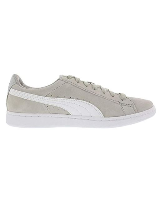 ... PUMA - Gray Vikky Sfoam Fashion Sneaker - Lyst ... fbea36927