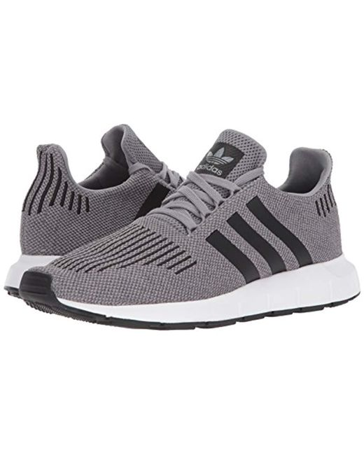 huge selection of ce408 2c48d ... Adidas Originals - Gray Swift Run Shoes,grey Threecore Blackmedium  Grey ...