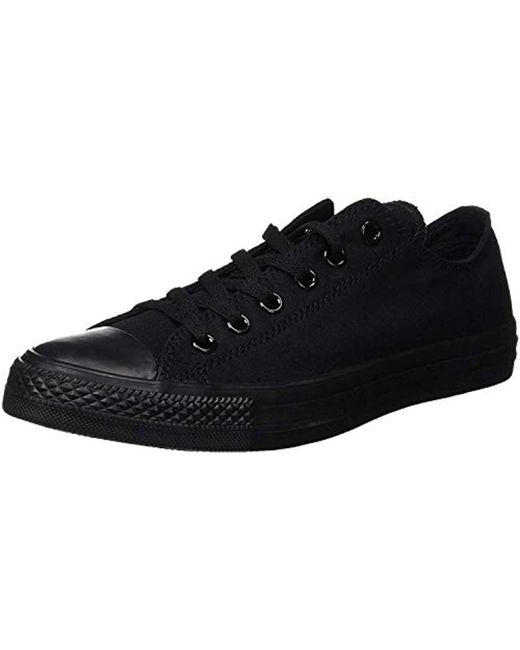 Topinternational Men's Taylor VersionSneaker Low Black Chuck Star All WDYH2I9E