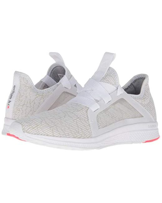promo code e0469 23127 ... Adidas - Edge Lux W Running Shoe, White-crystal White-shock Red, ...