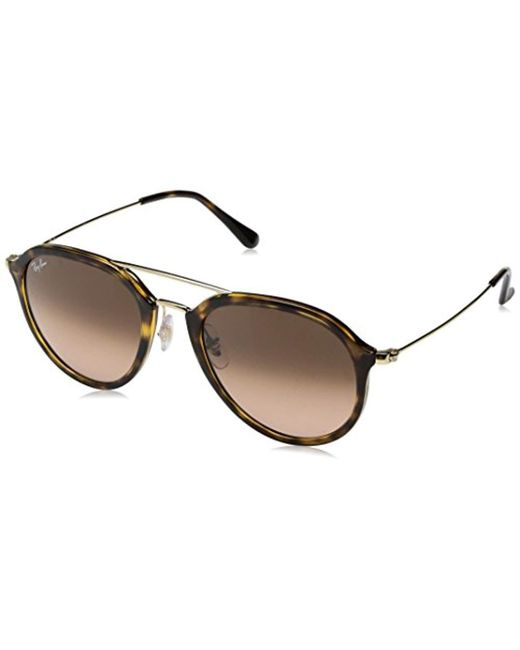 Ray-Ban - Multicolor Rb4253 Highstreet Aviator Sunglasses - Lyst