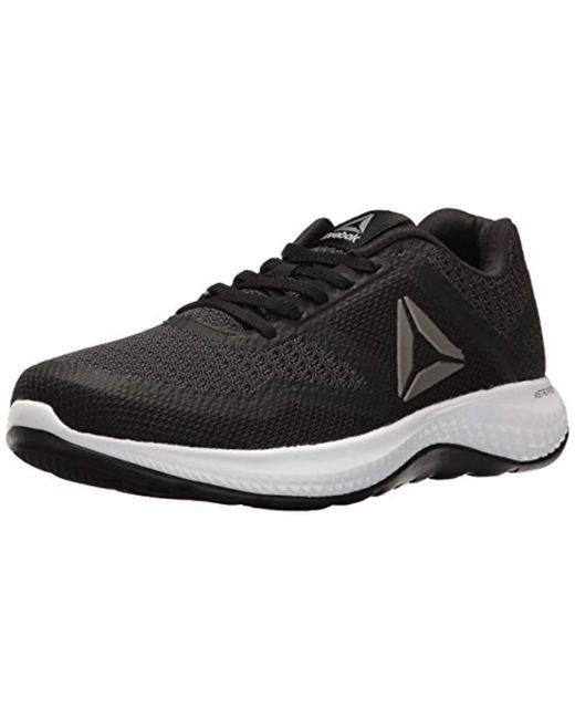 d9d03e05821e Reebok - Black Astroride Duo Running Shoe for Men - Lyst ...