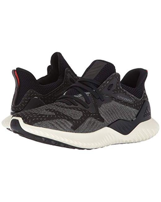 827683b0c ... Adidas - Black Alphabounce Beyond M Running Shoe for Men - Lyst ...