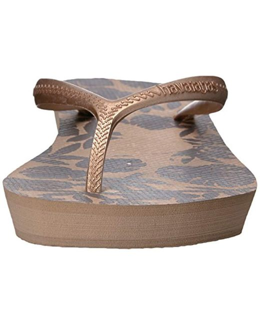 de8d4487001d ... Havaianas - Gray Flip Flop Sandals