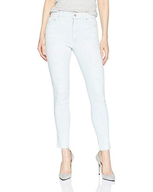Joe's Jeans - Multicolor Charlie High Rise Skinny Ankle Jean In Danika - Lyst