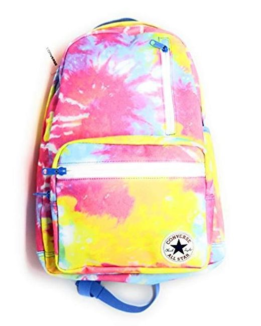 1ab9b187bf68 Converse - Multicolor Chuck Taylor All Star Poly Go Unisex All Purpose  Backpack Black 10004800- ...