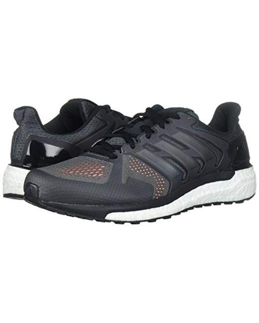 b567eb661 Lyst - adidas Supernova St M Running Shoe in Black for Men - Save 28%