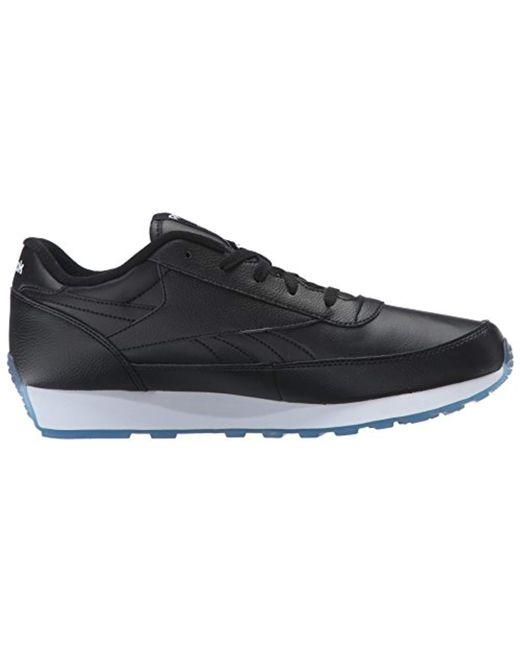 e7e00010750f80 ... Reebok - Black Classic Renaissance Ice Fashion Sneaker for Men - Lyst  ...