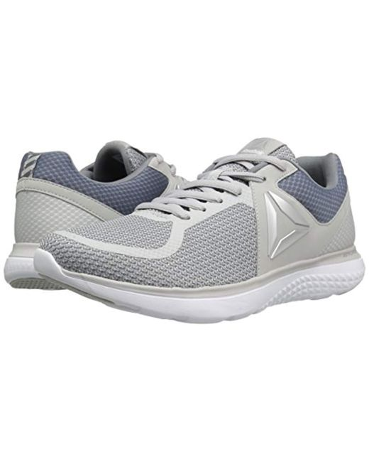 f80f6a50737a ... Reebok - Gray Astroride Mt Running Shoe for Men - Lyst ...
