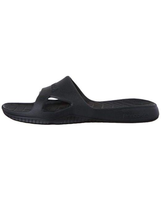 1a9357adc ... Reebok - Black Kobo H2out Sneaker for Men - Lyst ...