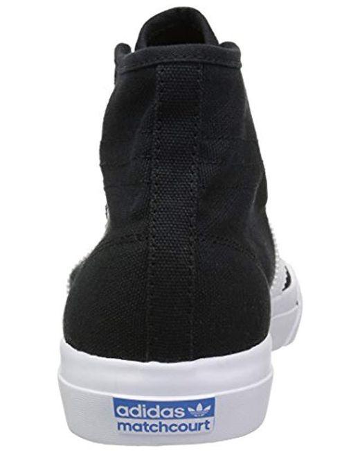 reputable site 6b97b a37e8 ... Adidas Originals - Black Matchcourt High Rx Running Shoe for Men - Lyst  ...