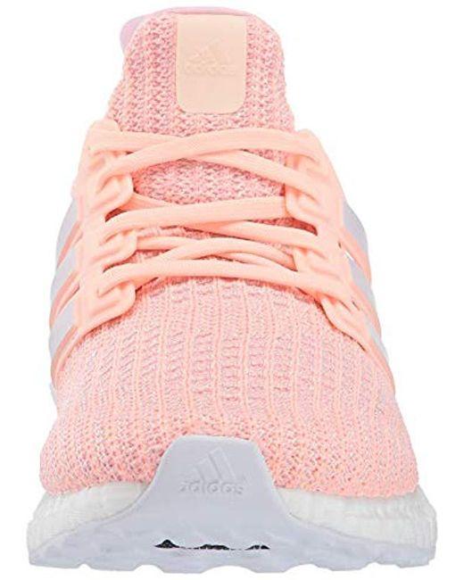 e09eb99faa0 ... Adidas Originals - Pink Adidas Ultraboost Running Shoes for Men - Lyst  ...