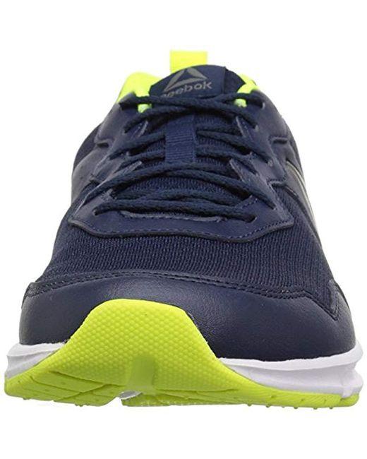 8f04338d56f735 ... Reebok - Blue Express Runner 2.0 Running Shoe for Men - Lyst ...