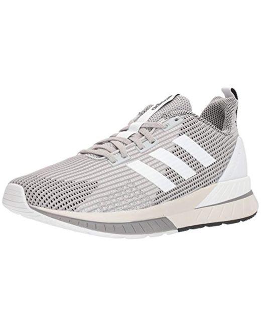 2e9b2338d914d adidas Questar Tnd Running Shoe in Gray for Men - Save 56% - Lyst