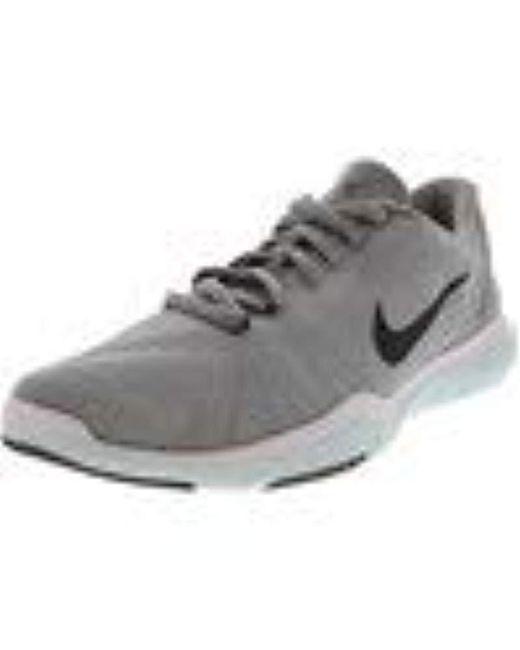 59369dab5a977 ... Nike - Gray Flex Supreme Tr 5 Cross Trainer - Lyst ...