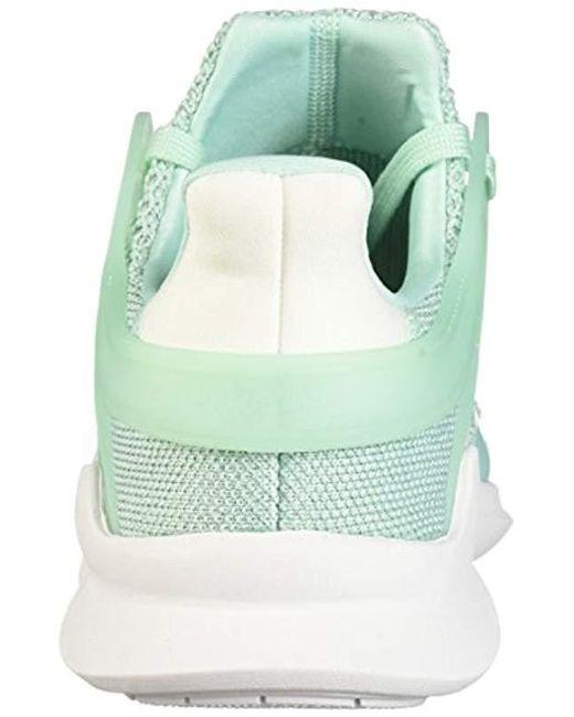buy online 88519 664f7 ... Adidas Originals - Green Eqt Support Adv Running Shoe - Lyst ...