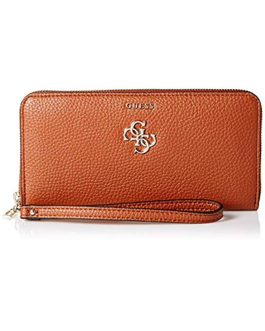 Guess - Multicolor Flora Vg Large Zip Around Wallet - Lyst ... 21bd5eed09283