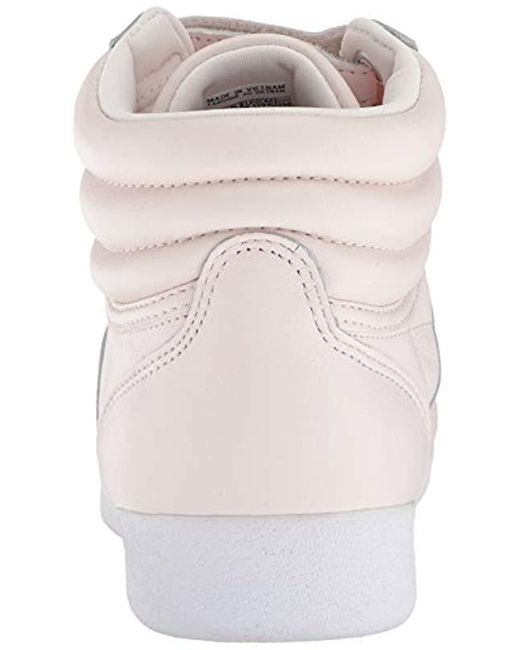 ... Reebok - Pink F s Hi Muted Walking Shoe - Lyst ... 31e729ace