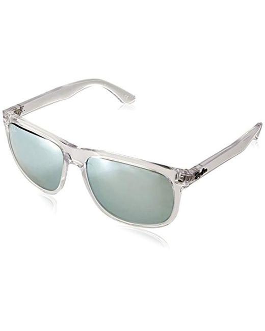 c1fea89a50 Ray-Ban - Multicolor Rb4147 - 632530 Sunglasses Transparent W  Dark  Green
