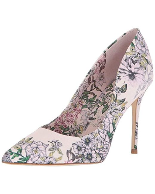 Guess - Pink Braylea3 Pump - Lyst
