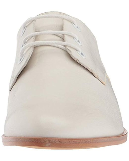 3bfd3d61473 Lyst - Dolce Vita Pixyl Oxford Flat in White - Save 65%