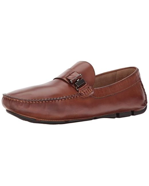 Kenneth Cole - Brown In Theme Slip-on Loafer for Men - Lyst