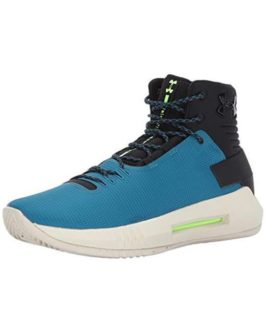 Under Armour - Blue Drive 4 Basketball Shoe for Men - Lyst
