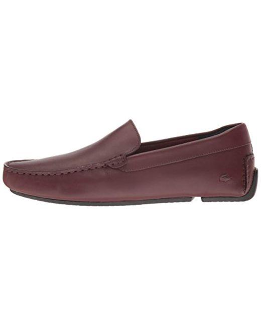 3e50aa994096db ... Lacoste - Brown Piloter 117 1 Formal Shoe Fashion Sneaker for Men -  Lyst ...