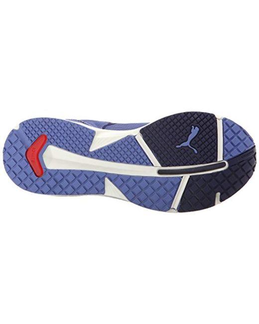 ... PUMA - Blue Ignite Xt Running Shoe - Lyst ... 3f72b944a