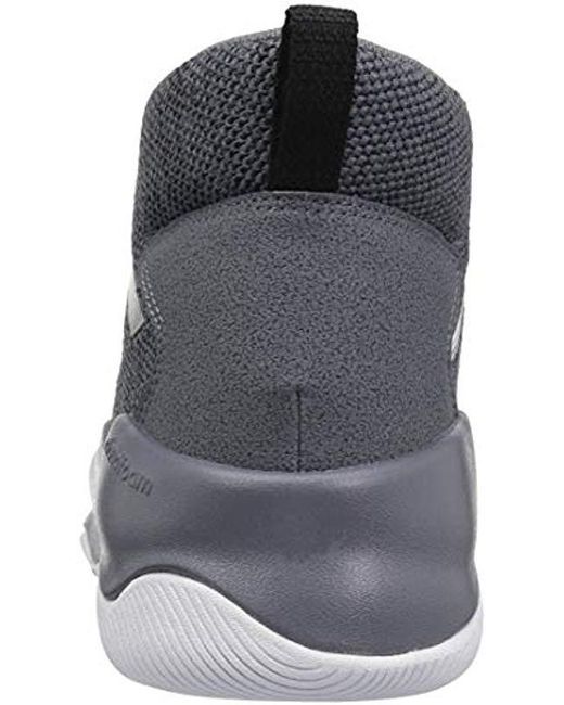 size 40 90ddf 1b4cd ... Adidas - Black Streetfire Basketball Shoe for Men - Lyst ...