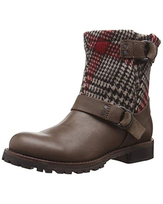 Woolrich - Brown Baltimore Harness Boot - Lyst