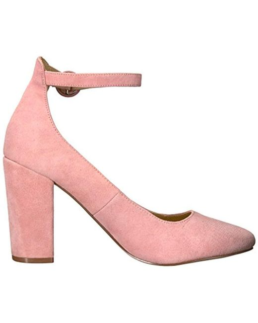 20aca4409b7e Lyst - Chinese Laundry Veronika Dress Pump in Pink - Save 40%