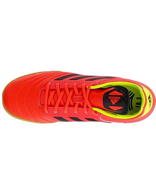 e72ed6a58794 ... Adidas - Red Copa Tango 18.3 Indoor Soccer Shoe for Men - Lyst ...