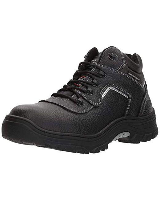 Skechers - Black Burgin-sosder Industrial Boot for Men - Lyst