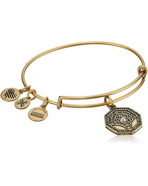 ALEX AND ANI - Metallic Bridesmaid Bangle Bracelet - Lyst