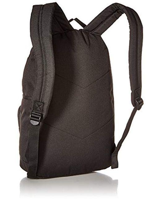 Men's Black Go Backpack Bags