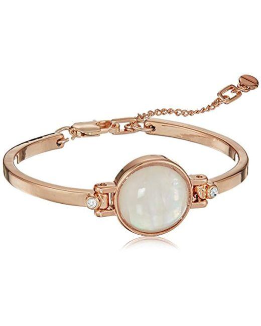 Kenneth Cole - Multicolor S Blush Moonstone Flex Bracelet, Blush, One Size - Lyst