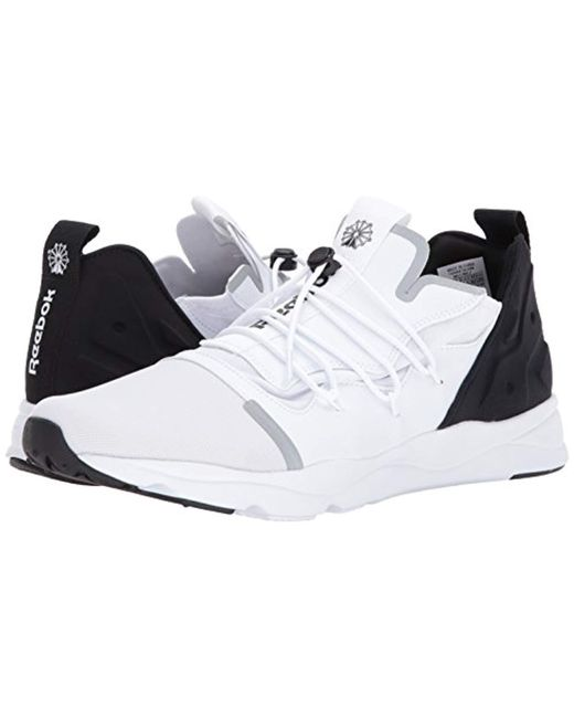 Lyst - Reebok Furylite X Fashion Sneaker in White for Men - Save 40% 30f54f8b8