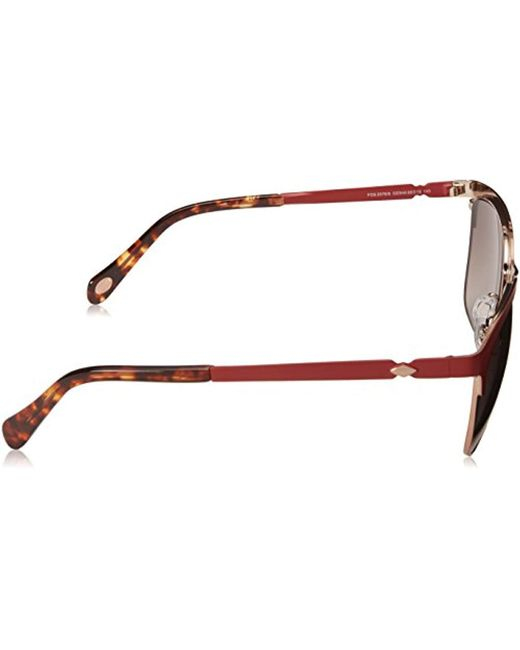 568c19a2037 Lyst - Fossil Fos 2078 s Square Sunglasses