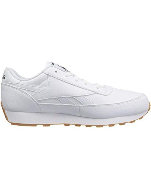 07d8e92fb1016 ... Reebok - White Classic Renaissance Wide 4e Walking Shoe for Men - Lyst  ...